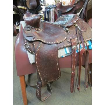 Simco 15 1/2'' Western Saddle