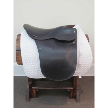"Blue Ribbon 20"" Saddleseat Cutback Saddle"