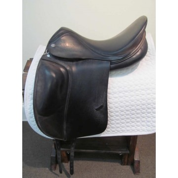 "Verhan 17-1/2"" Dressage Saddle"