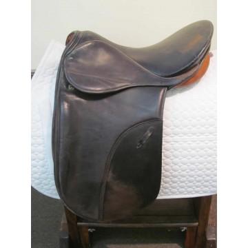 "Stubben 16-1/2"" Dressage Saddle"