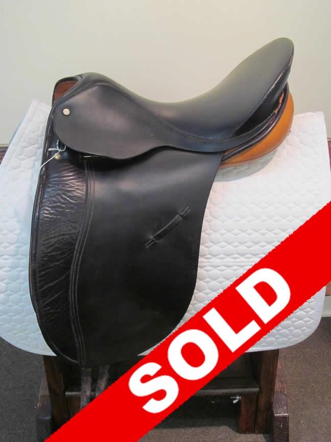 Stubben parzival dressage saddle review