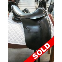 Black Country 17 1/2'' Dressage - SOLD!