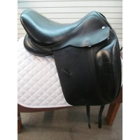 Corcoran 16 1/2'' Dressage Saddle
