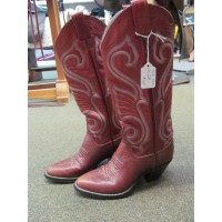 Larry Mahan Women's 6 Western Boots