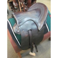 Buena Vista 18 1/2'' Plantation Saddle