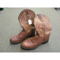 Old West Youth's 13 Western Boots