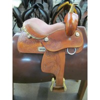 "Western 11"" Youth Saddle"