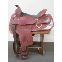 "Circle Y 16"" Western Equitation Show Saddle"
