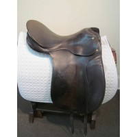 "Passier 17"" Dressage Saddle"
