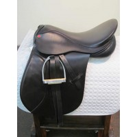"Albion 17-1/2"" Dressage Saddle"