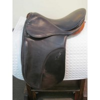 "Stubben 16-1/2"" Dressage Saddle"