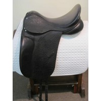 "County Connection 18"" Dressage Saddle"