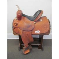"Western 14"" Barrel Saddle"