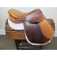 Courbette Alpina 16- 1/2  All Purpose Saddle