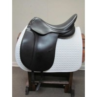 "Thornhill ProTrack 18"" Dressage Saddle"