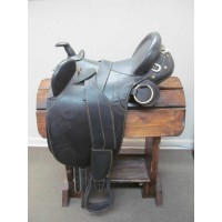 "Sydney Saddleworks 17"" Australian Saddle"
