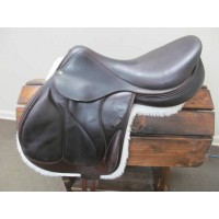 "Devoucoux 18"" Jump Saddle"